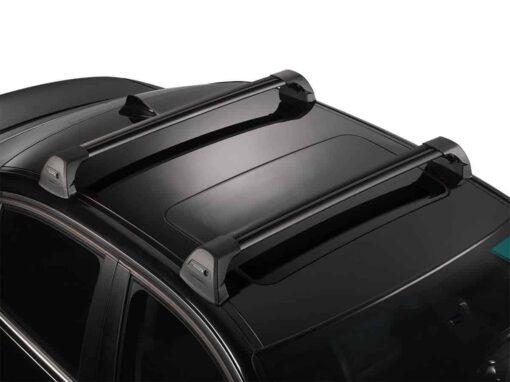 S11W WHISPBAR BLACK FLUSH / 1250mm