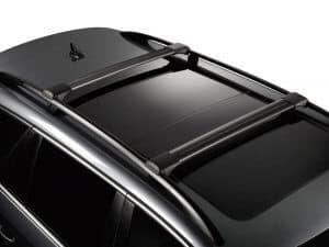 S56W WHISPBAR BLACK RAIL / MIXED LENGTH (970 & 1030mm)