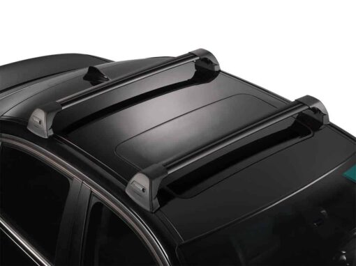S6W WHISPBAR BLACK FLUSH / 1000mm