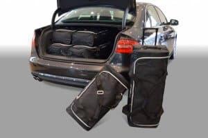 Audi A4 (B8) 4d - 2008-2015  - Car-bags tassen A21401S