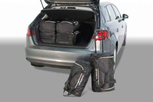 Audi A3 Sportback (8V) G-Tron 5d - 2013 en verder  - Car-bags tassen A21801S