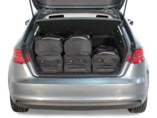 Audi A3 Sportback (8V) E-Tron 5d - 2014 en verder  - Car-bags tassen A21901S