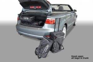 Audi A3 Cabriolet (8V) cabrio - 2013 en verder  - Car-bags tassen A22001S