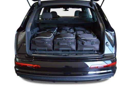 Audi Q7 (4M) SUV - 2015 en verder incl. E-Tron hybrid - Car-bags tassen A22201S