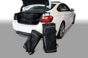 BMW 4 series Coupé (F32) coupé - 2013 en verder  - Car-bags tassen B11901S