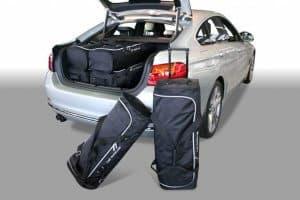 BMW 4 series Gran Coupé (F36) 5d - 2014 en verder  - Car-bags tassen B12101S