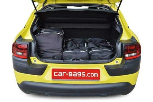 Citroen C4 Cactus 5d - 2014 en verder  - Car-bags tassen C20801S