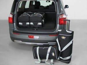 Chevrolet Orlando MPV - 2010 en verder  - Car-bags tassen C10201S