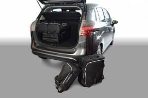 Ford B-Max MPV - 2012 en verder  - Car-bags tassen F11101S