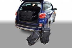Fiat 500L 5d - 2012 en verder  - Car-bags tassen F20302S