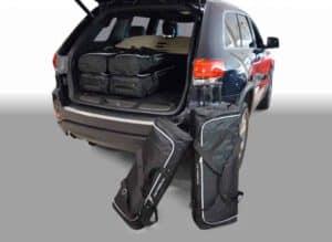 Jeep Grand Cherokee IV (WK2) SUV - 2010 en verder  - Car-bags tassen J10101S