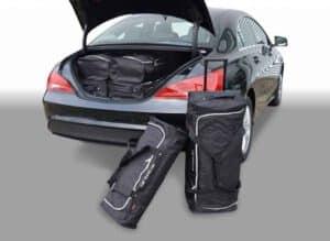 Mercedes CLA (C117) 4d coupé - 2013 en verder  - Car-bags tassen M21301S