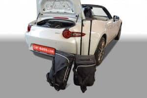 Mazda MX-5 (ND) cabrio - 2015 en verder  - Car-bags tassen M30801S