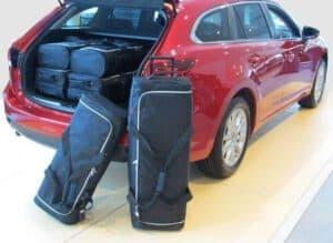 Mazda Mazda6 (GJ) Sportbreak wagon - 2012 en verder  - Car-bags tassen M30301S