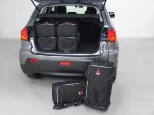Mitsubishi ASX SUV - 2010 en verder  - Car-bags tassen M10301S