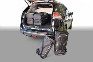 Nissan X-Trail (T32) SUV - 2013 en verder  - Car-bags tassen N10401S