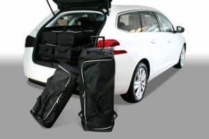 Peugeot 308 II SW wagon - 2013 en verder  - Car-bags tassen P11001S