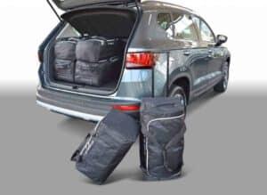 Seat Ateca hoge laadvloer SUV - 2016 en verder  - Car-bags tassen S30801S