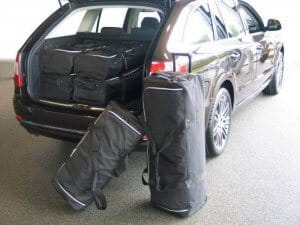 Skoda Superb II (3T) Combi wagon - 2009-2015  - Car-bags tassen S50201S