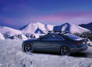 Whispbar WB300 Snow Mount  /  6 Pair Skis Or 4 Brds