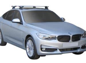 Whispbar Dakdragers (Black) BMW 3 Series GT 5dr Hatch met Vaste bevestigingspunten bouwjaar 2013 - e.v.|Complete set dakdragers