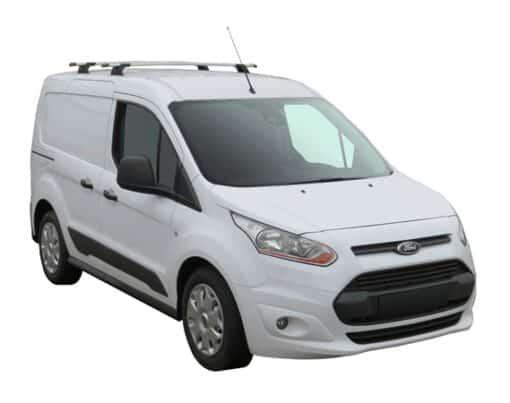 Whispbar Dakdragers (Black) Ford Transit Connect 4dr Van met Vaste bevestigingspunten bouwjaar 2014 - e.v.|Complete set dakdragers