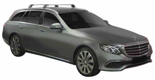 Whispbar Dakdragers (Black) Mercedes-Benz E-Class All-Terrain 5dr Estate met Geintegreerde rails bouwjaar 2017 - e.v.|Complete set dakdragers