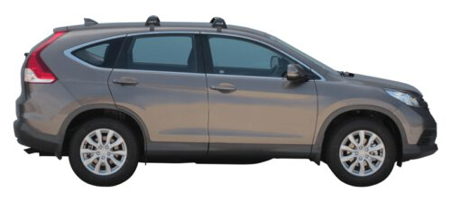 Whispbar Dakdragers (Black) Honda CR-V S/SE 5dr SUV met Glad dak bouwjaar 2012 - 2017 Complete set dakdragers