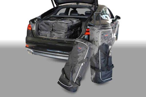 Audi A5 Sportback (F5) G-Tron 2016-heden Car-Bags reistassenset