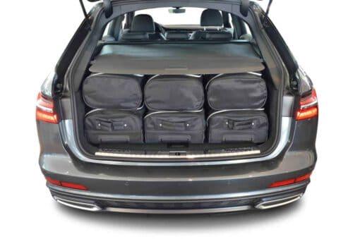 Audi A6 Avant (C8) 2018-heden Car-Bags reistassenset