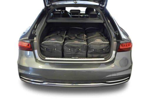 Audi A7 Sportback (4G9) 2018-heden 5d Car-Bags reistassenset