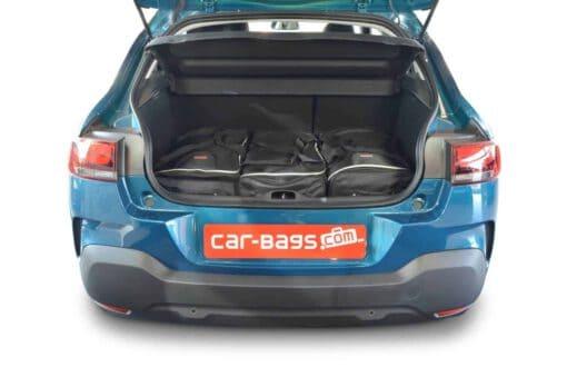 Citroën C4 Cactus 2018-heden Car-Bags reistassenset