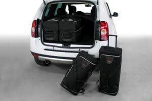 Dacia Duster 1 2010-2017 Car-Bags reistassenset