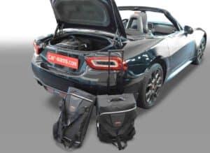 Fiat 124 Spider 2016-heden Car-Bags reistassenset