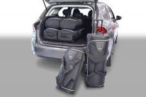 Fiat Tipo 2016-heden Car-Bags reistassenset