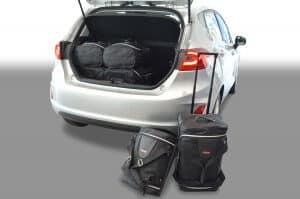 Ford Fiesta Vll 2017-heden Car-Bags reistassenset