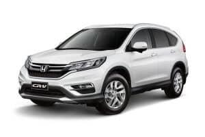 Honda CR-V 2016-heden Car-Bags reistassenset