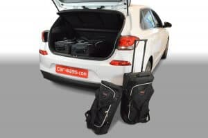 Hyundai i30 PD 2017-heden Car-Bags reistassenset