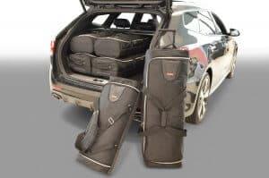 Kia Optima (JF) Sportswagon 2016-heden Car-Bags reistassenset