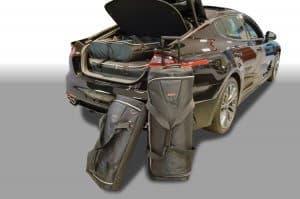 Kia Stinger 2017-heden Car-Bags reistassenset