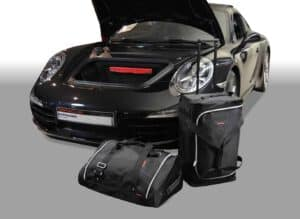 Porsche 911 (991) 2011-heden Car-Bags reistassenset (4WD rechtsgestuurd)
