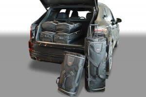 Porsche Cayenne III (PO536) 2017-heden Car-Bags reistassenset