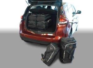 Renault Scénic IV 2016-heden Car-Bags reistassenset