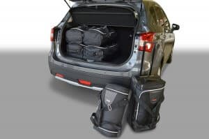 Suzuki SX4 S-Cross 2013-heden Car-Bags reistassenset
