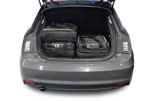 Audi A1 (8X) 2010-2018 3d Car-Bags reistassenset