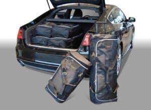 Audi A5 Sportback (8TA) 2009-2016 5d Car-Bags reistassenset