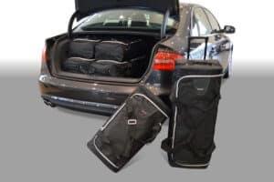 Audi A4 (B8) 2008-2015 4d Car-Bags reistassenset
