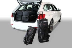 BMW 3 Serie Touring (F31) 2012-heden Car-Bags reistassenset