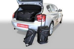 BMW 1 Serie (F21/F20) 2011-heden 3/5d Car-Bags reistassenset