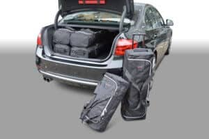 BMW 3 serie (F30) 330e Plug in Hybrid 4d 2016-heden Car-Bags reistassenset